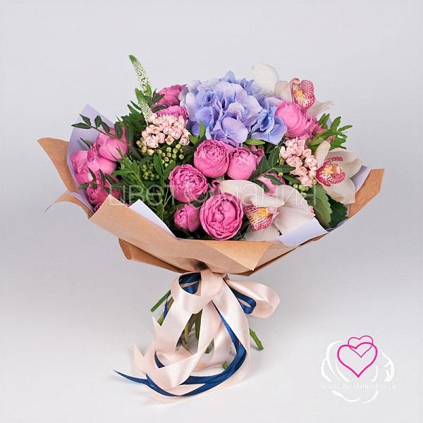 Букет признание джульетты, цветов ростов дону